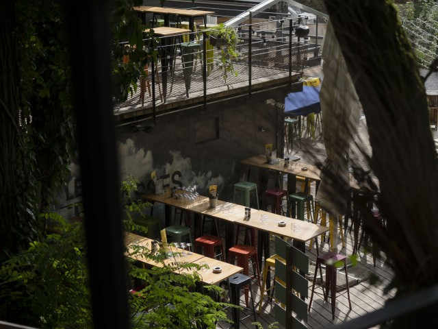 Les Terrasses de l'Atelier
